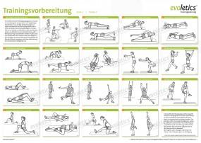 Poster Trainingsvorbereitung