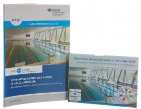 Set - DGUV Info und Handkartenset (Wasserfest)