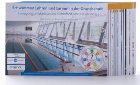 Handkartenset für die Schwimmlehrkraft (wasserfest)